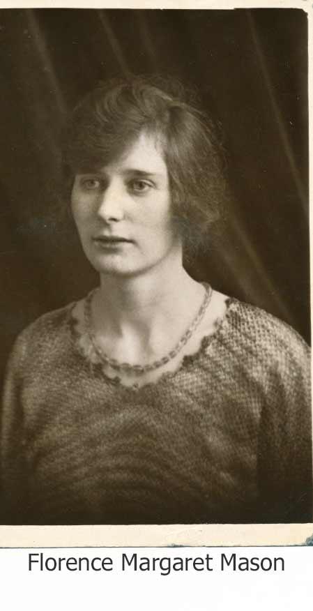 Florence Margaret Mason