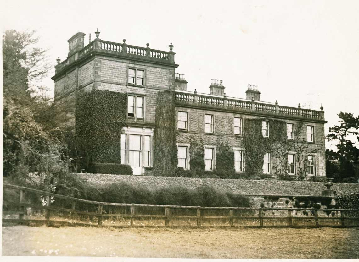 Holeyn Hall in June 1929